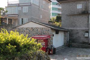 重建后的鼓岭邮局(林陶江摄于2015.07)