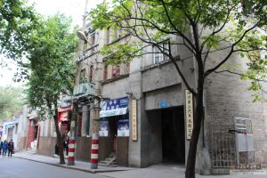 青砖之楼(林陶江摄于2013.11)