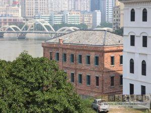 20190321从福高校园拍摄整修中的播捷会馆