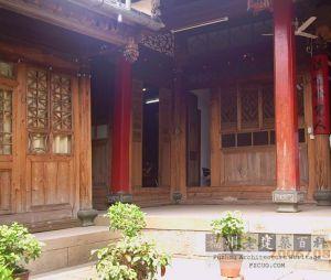 这间是村委会主要办公室(林陶江·2006)
